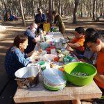 """יום בישול ביער עם לוחמי בא""""ח כפיר"""