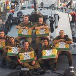 שיתוף פעולה – בנק אגוד מאמץ את חיילי חיל הים