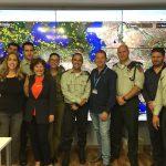 ישיבה מיוחדת בחברת ישראייר – יחד עם גדודי דקל והדס