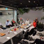 ישיבת הועדה הציבורית של פרויקט אמץ לוחם לשנת 2020